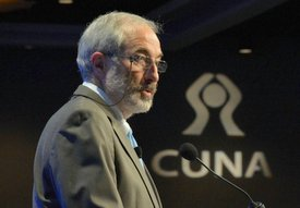 CUNA Full-Steam Ahead, Hampel Says