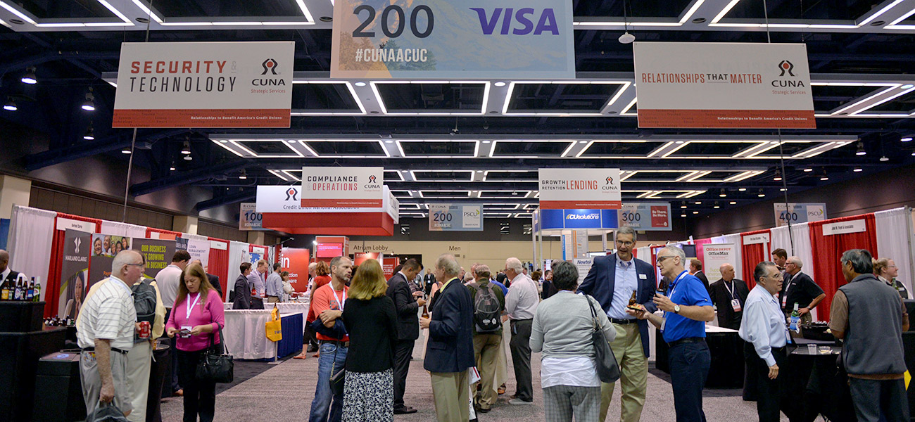 ACUC 2016 photos: Exhibit hall grand opening