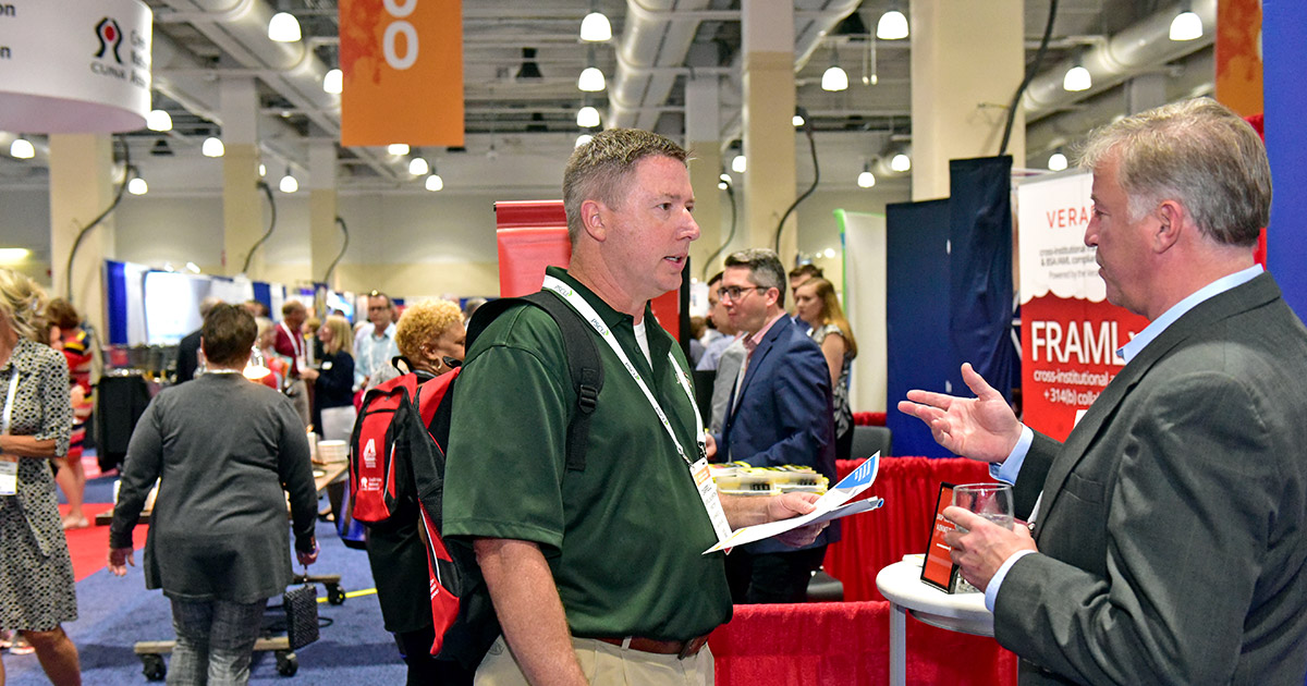 ACUC 2018 - Scenes from the Exhibit Hall