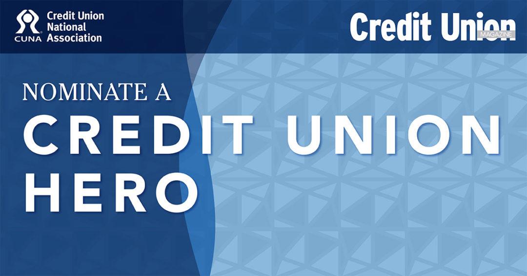 Nominate a Credit Union Hero