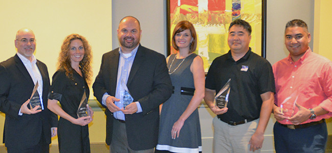 Excellence in Technology Award Winners Honored