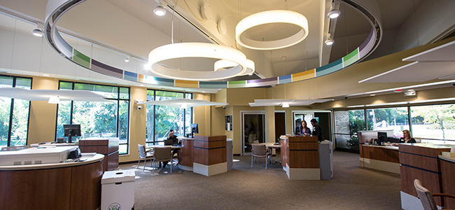 New Concept Transforms CU's Branches