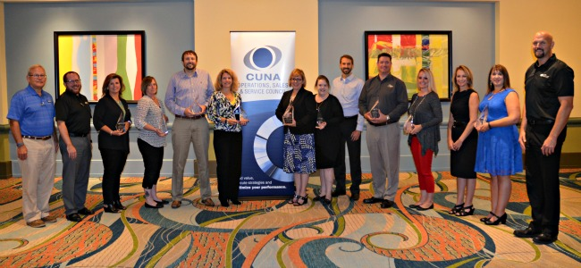 CUNA OpSS Council Honors Gallegos as Top Professional