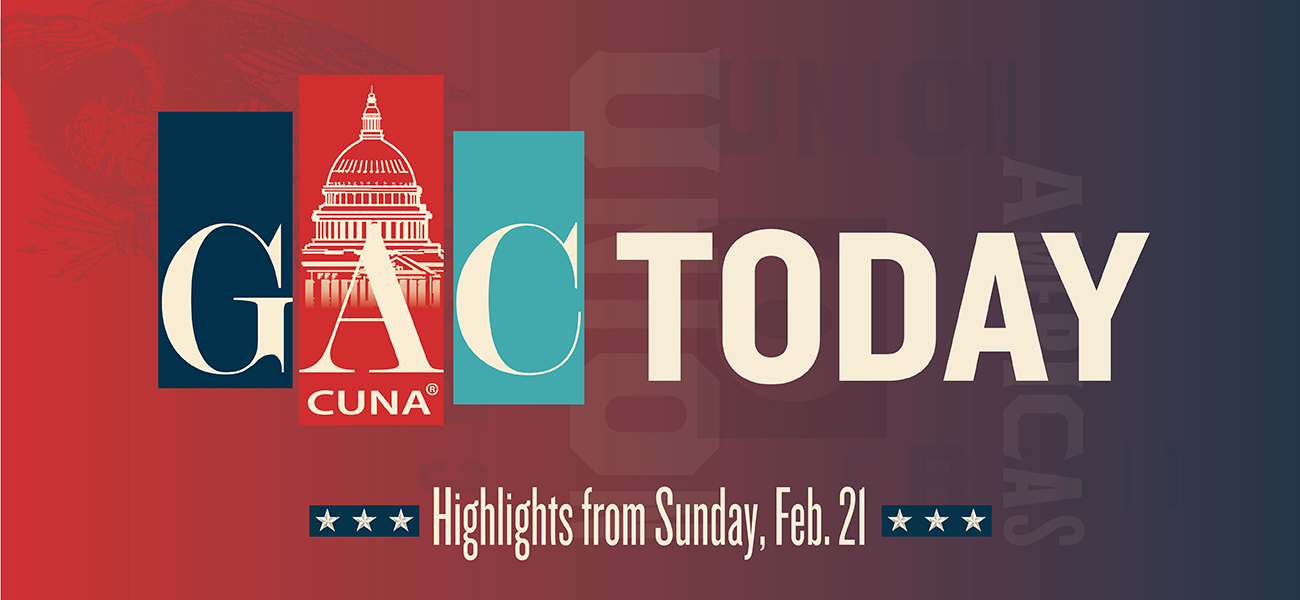 Video Highlights: Sunday at the CUNA GAC