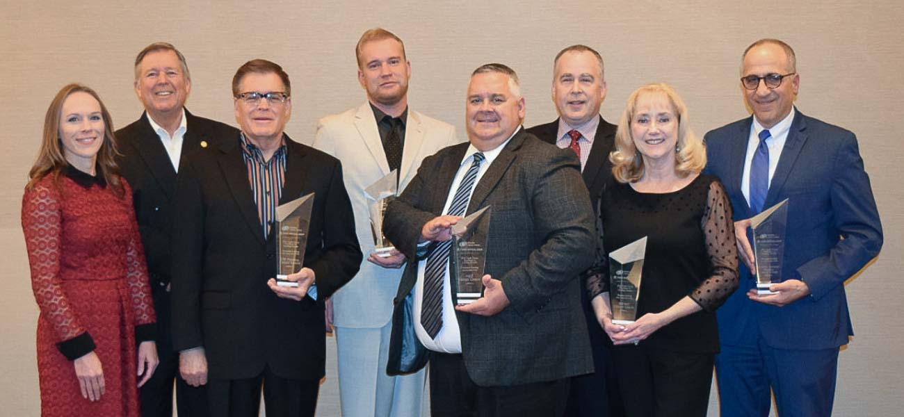 2016 Excellence in Lending Award Winners