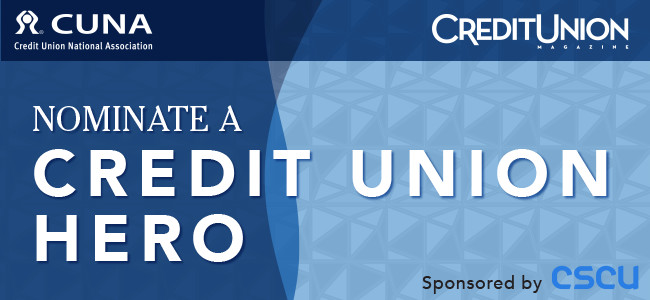 Nominate a CU Hero