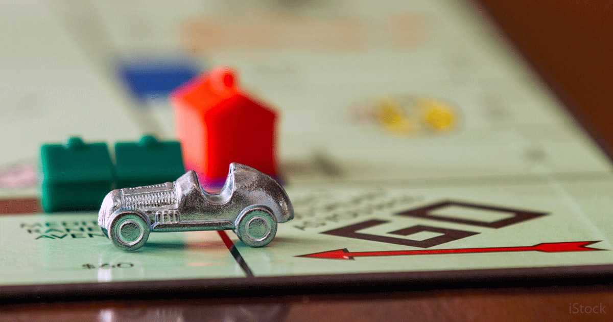 Life lessons from Monopoly and other games