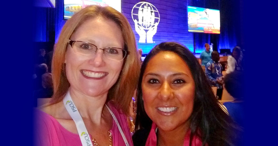 How the Global Women's Leadership Network changed my life