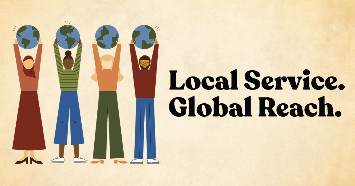 ICU Day celebrates 'Local Service. Global Reach.'