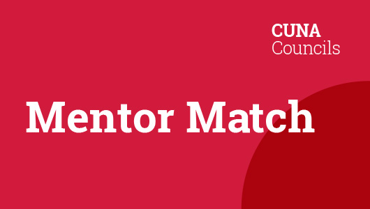 CUNA Councils Mentor Match