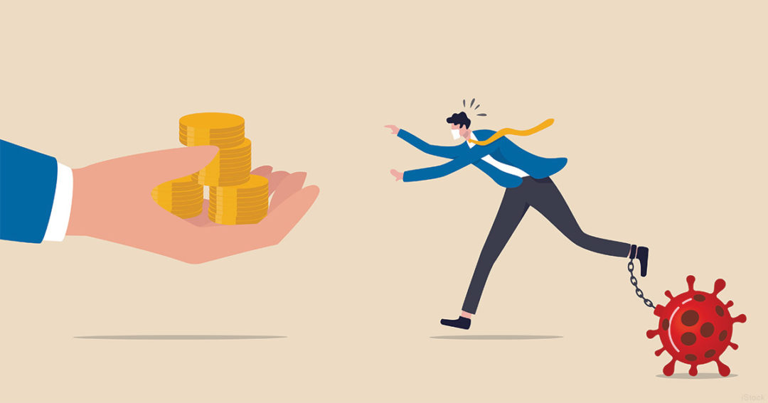 Plan ahead for loan delinquencies