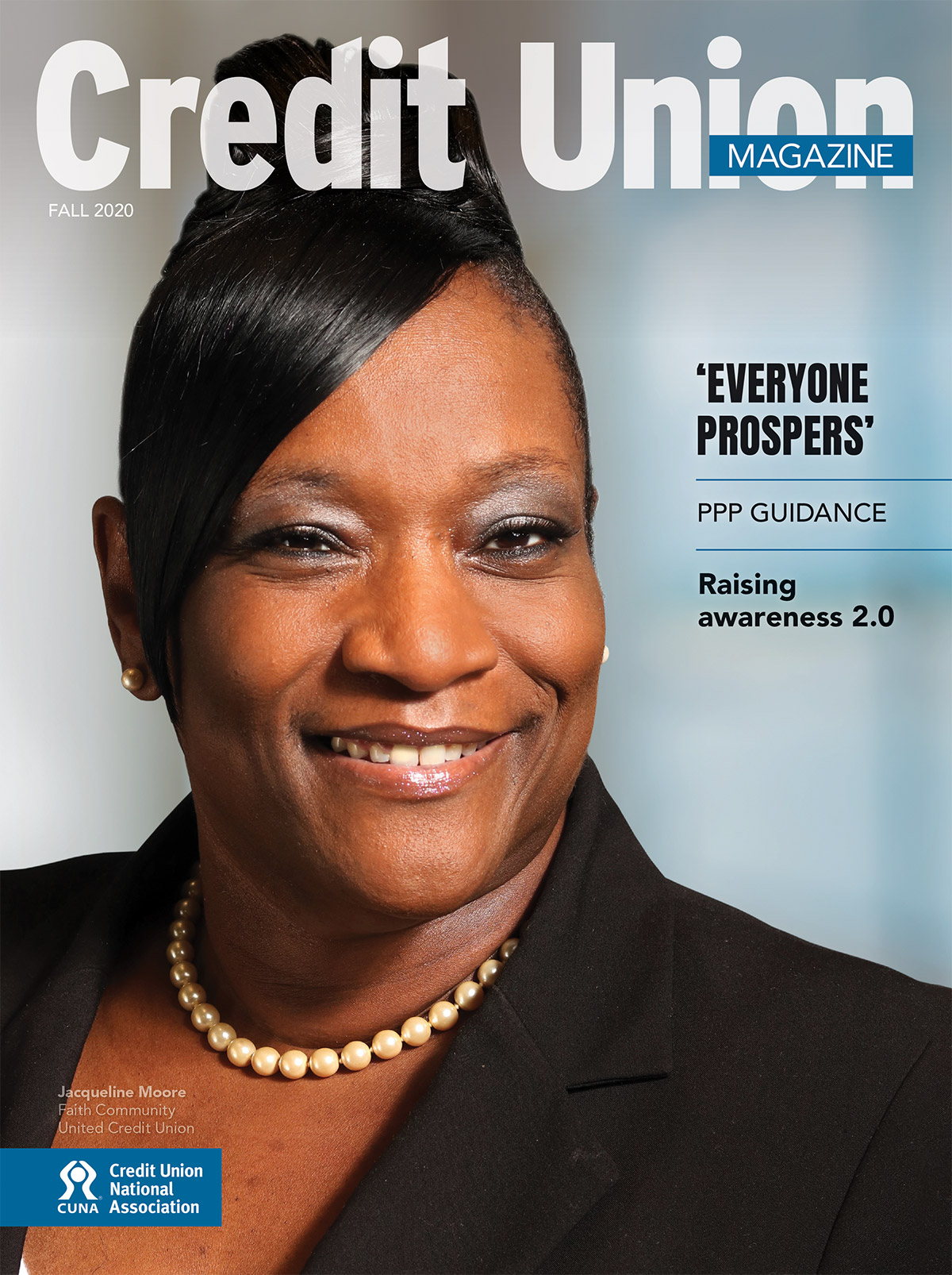 Credit Union Magazine - Fall 2020