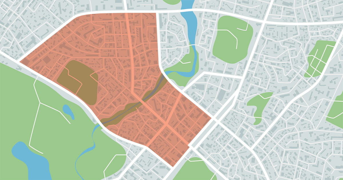 Redlining and income discrimination
