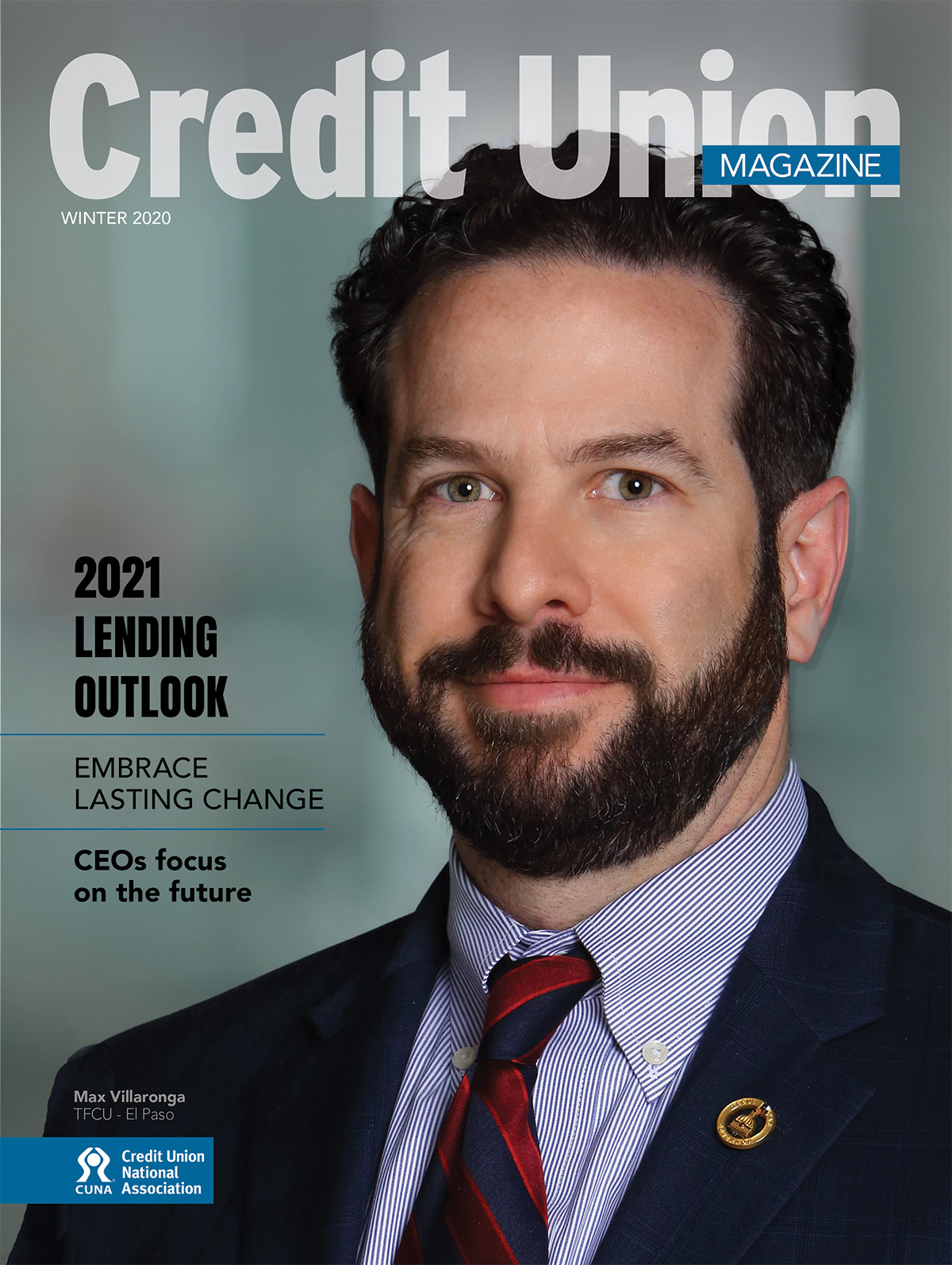 Credit Union Magazine - Winter 2020