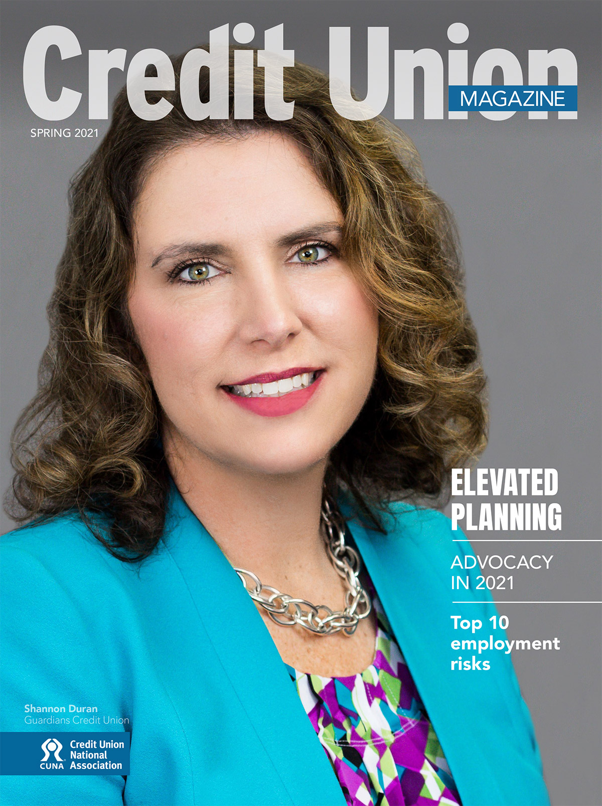 Credit Union Magazine - Spring 2021