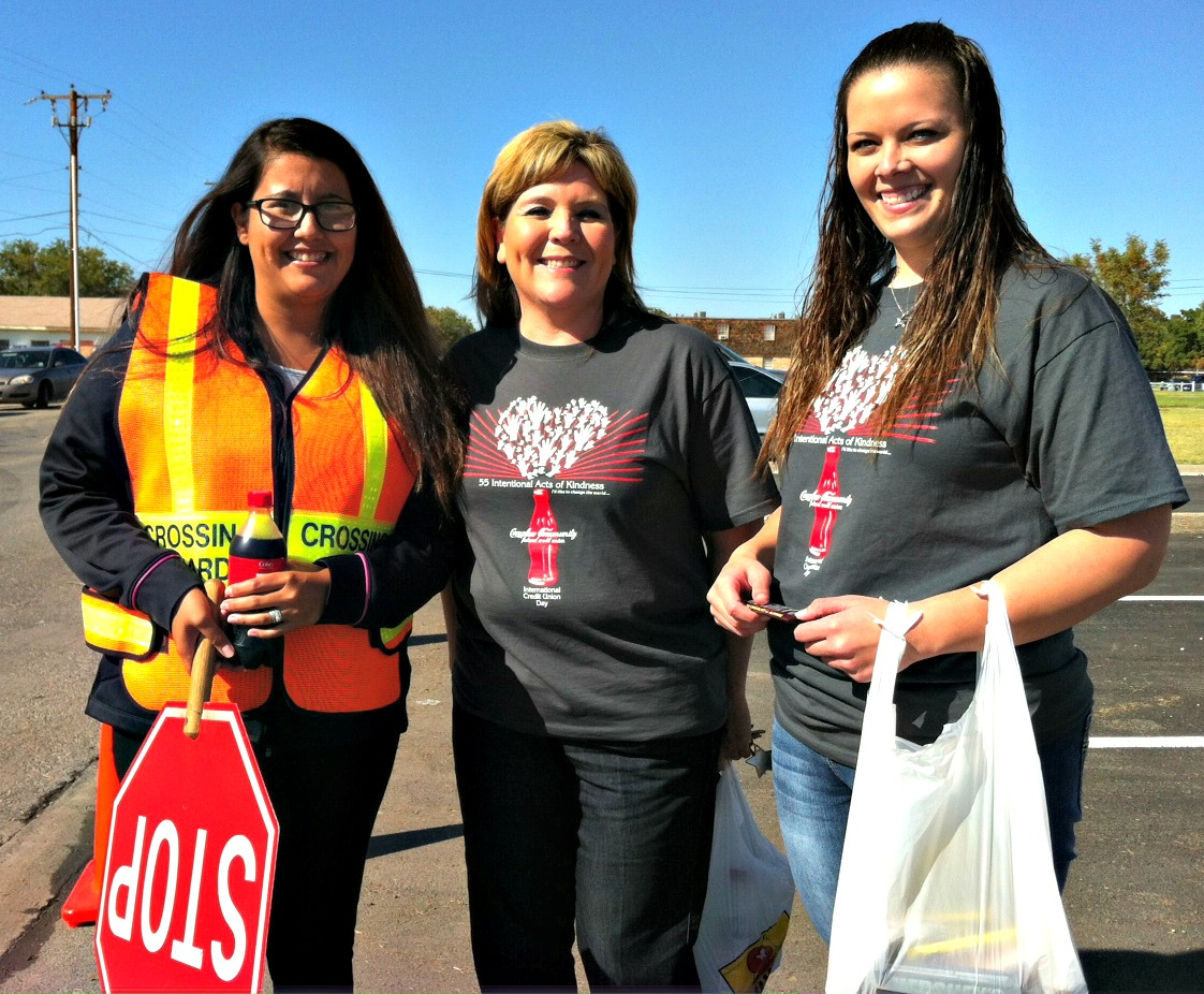 55 Acts of Kindness: Crossing guards