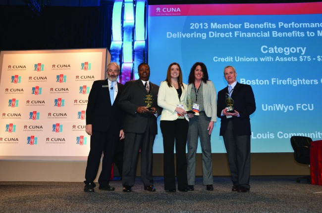 CUNA Member Benefit Awards GAC 2014
