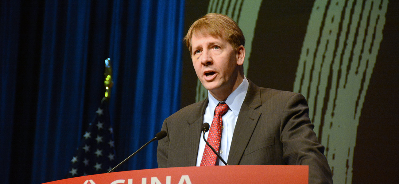 Richard Cordray at GAC 2016