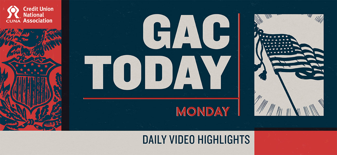 GAC Today: Video Highlights from Monday
