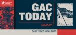 GAC Today: Sunday