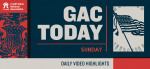 GAC Today: Sunday