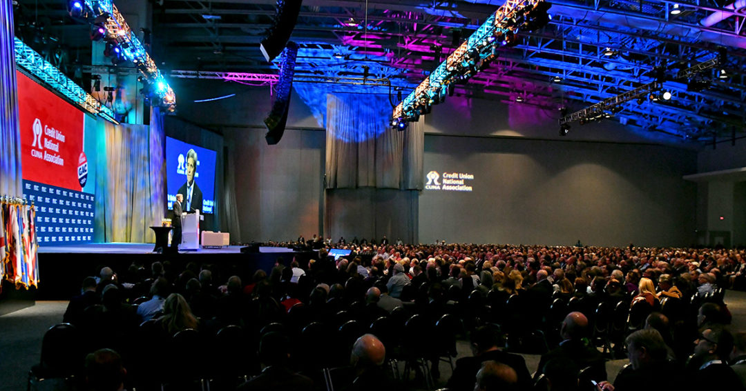 Slide show: Highlights from the 2019 CUNA GAC