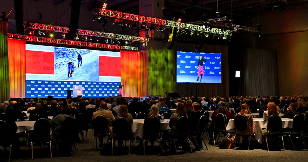 Sunday scenes from the 2019 CUNA GAC