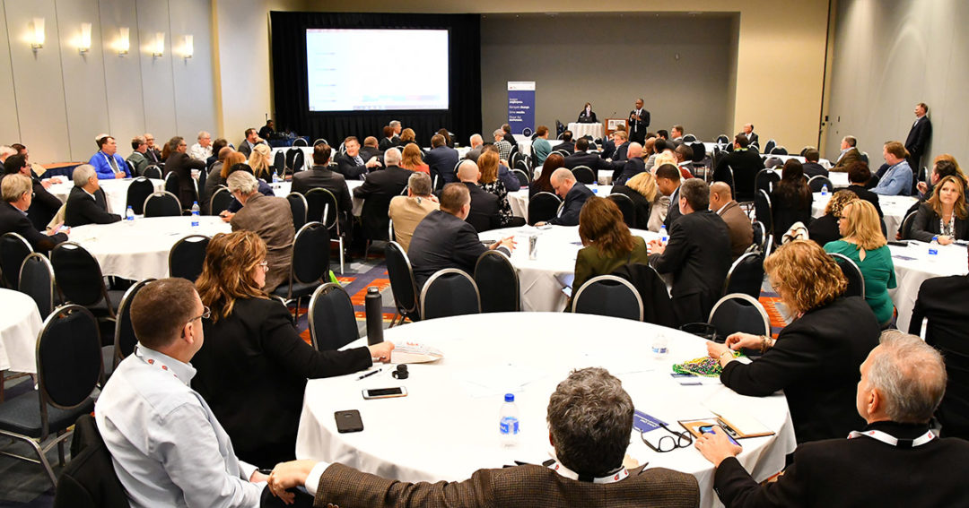 Breakout sessions examine top issues