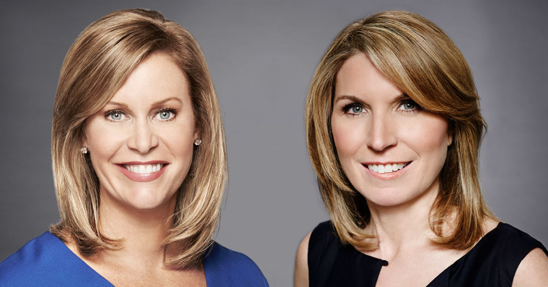 Stephanie Cutter & Nicole Wallace