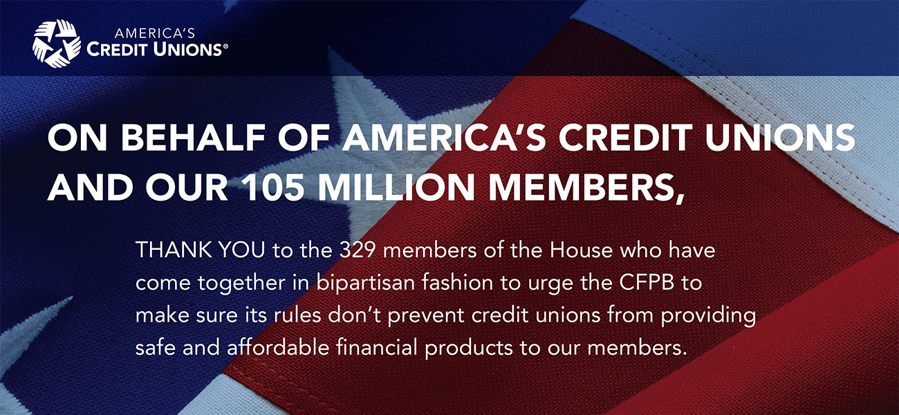Cuna Thanks Lawmakers With Politico Ad 2016 03 17 Cuna
