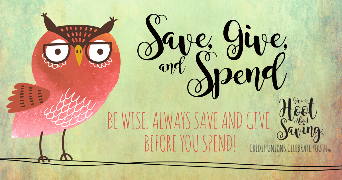 CUs help kids give a hoot during CU Youth Month