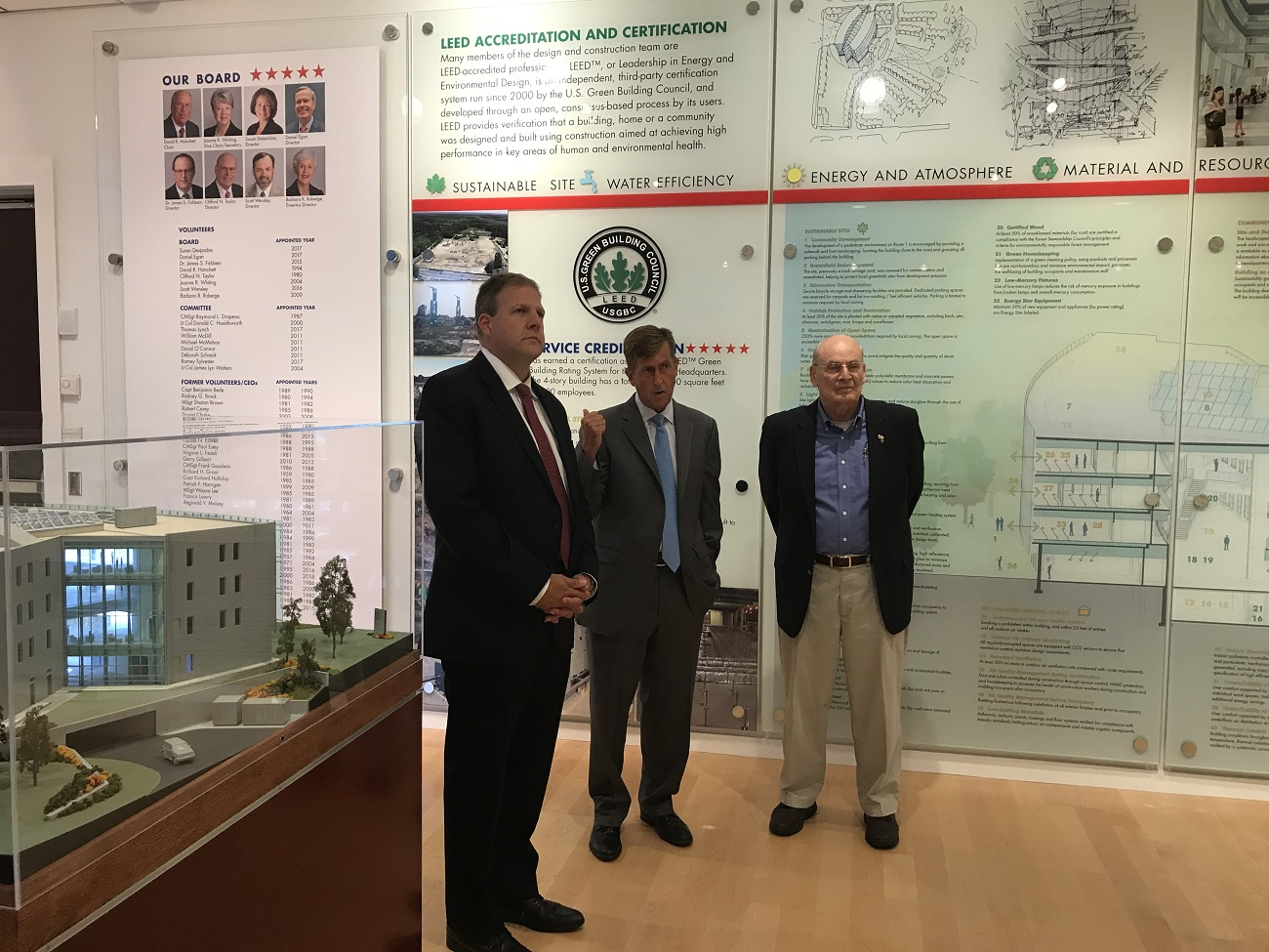 N.H. Gov. Sununu talks economy during visit to Service CU