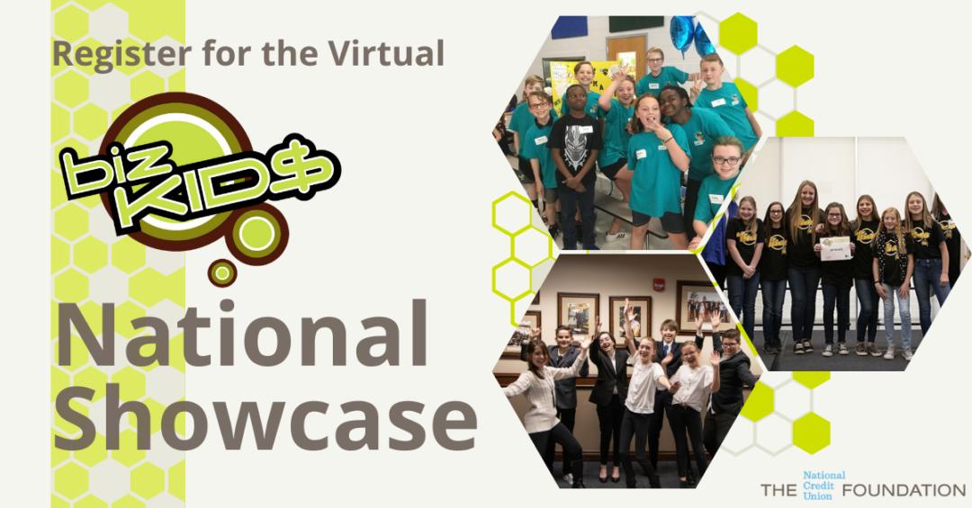 Foundation Launches National Biz Kids Showcase