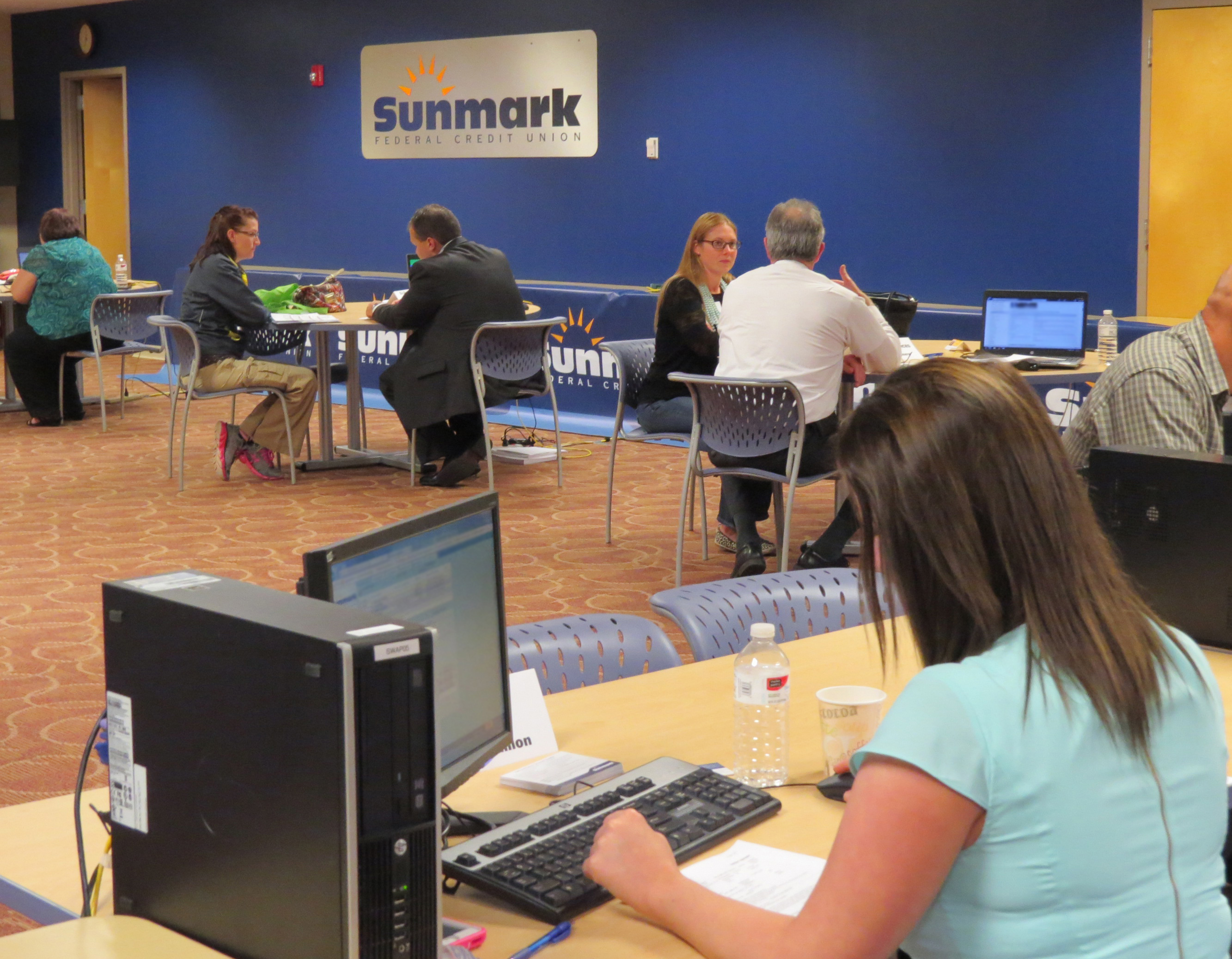 Sunmark FCU Speed Savings