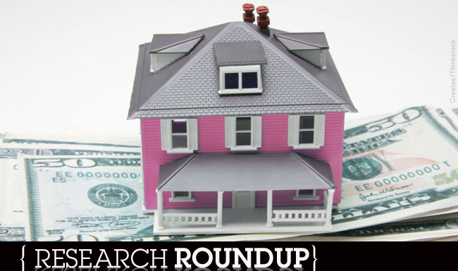 11-11-2014 - Research Roundup - Housing 'In the Pink?'