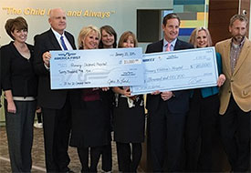 CU Direct's Generosity Garners National Attention