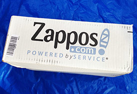 Zappos' Service Commitment Shines Through on Tour