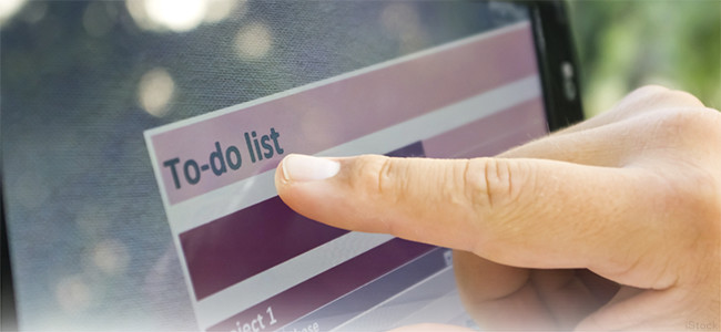 How to Build a More Effective Task List