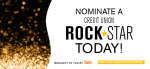 Nominate a Credit Union Rockstar Today!