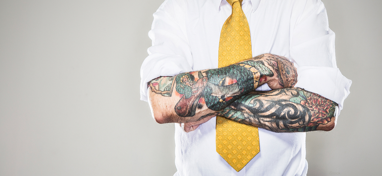 Tattoos Not Taboo on Tuesdays in Texas