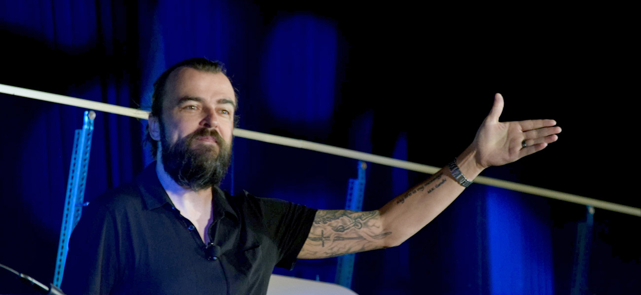 Scott Stratten at MBD16