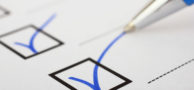 A checklist for your next BSA exam