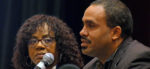 Dedrick Asante-Muhammed & Deb Baldwin