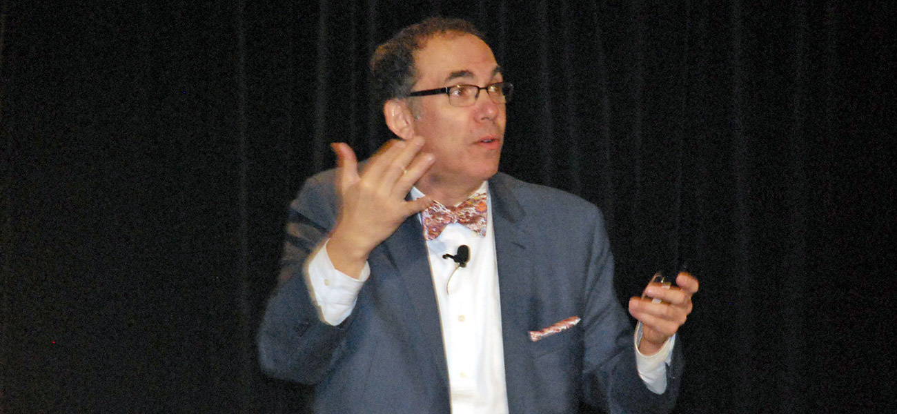Elliott Eisenberg at CUNA Lending Conference 2016