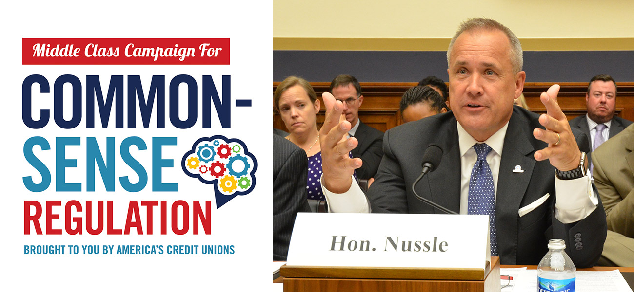 Campaign for Common-Sense Regulation - Jim Nussle