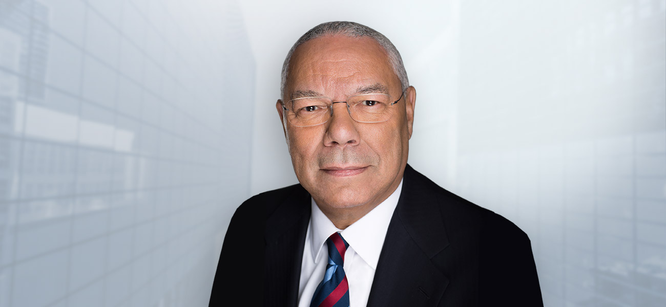 The Honorable Colin L. Powell: The consummate public servant