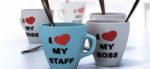 Win employee love: Four steps