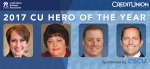 Vote for the 2017 Credit Union Hero of the Year