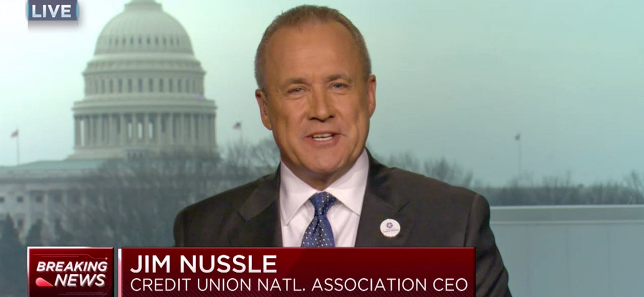 Nussle talks nat'l budget on CNBC