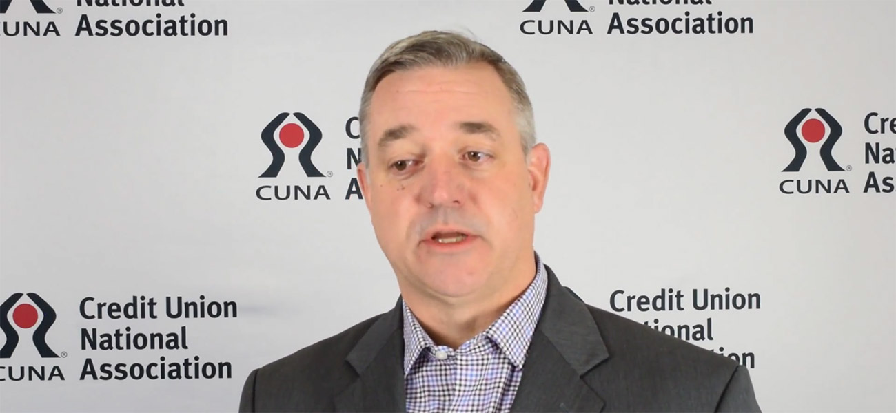 Greg Michlig - Deputy Chief Engagement Officer, CUNA
